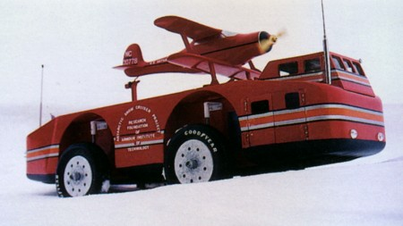 Antartic Snow Cruiser The Penguin