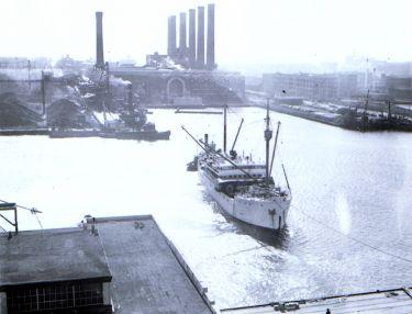 November 14, 1939 - Army Pier, Boston, Mass.