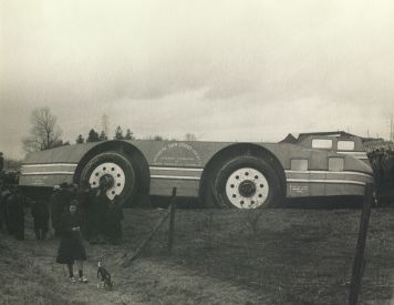 October 29 or 30, 1939 - Gomer, Ohio