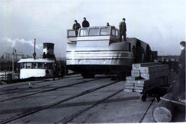 November 13 or 14, 1939 - Army Pier, Boston, Mass.